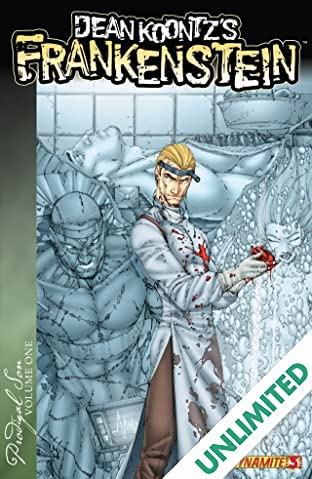 Dean Koontz's Frankenstein: Prodigal Son Vol. 1 #3 (of 5)